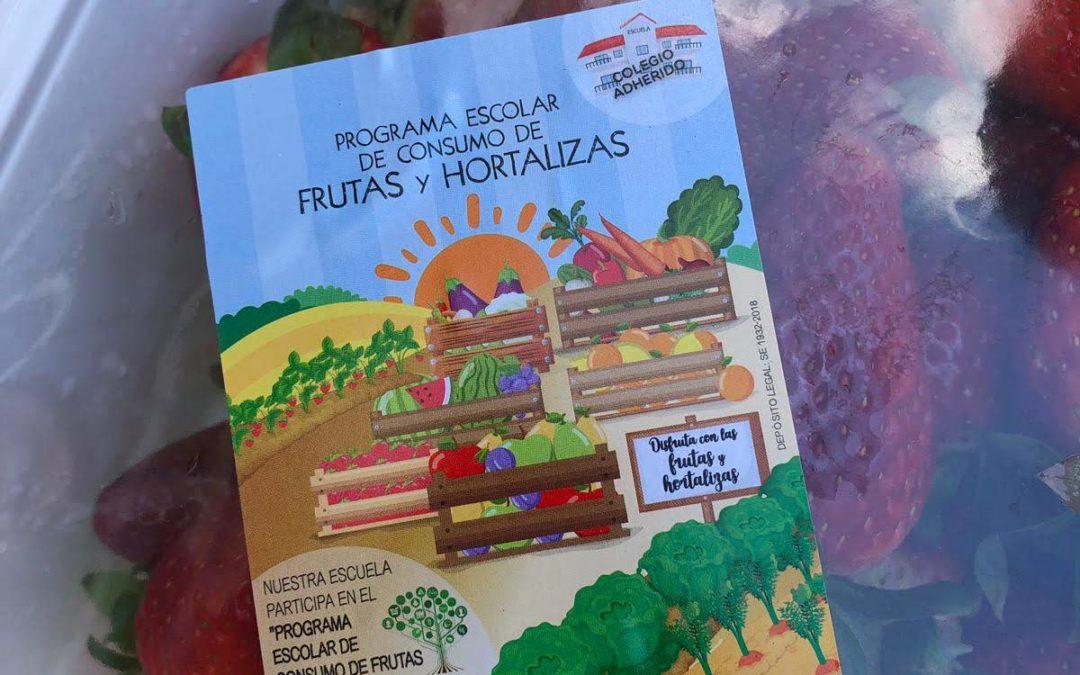 Campaña frutas y hortalizas Junta Andalucía
