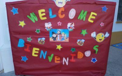 Inicio curso Infantil y Primaria
