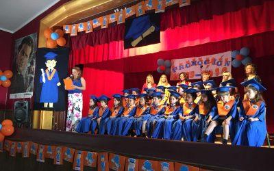 Graduación De 3º E. Infantil