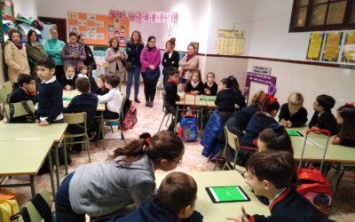 ¡En nuestro colegio el bilingüismo es seña de identidad!