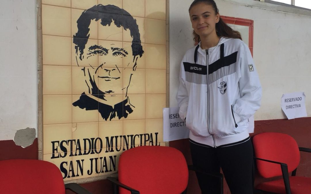 Entrevista a Andrea Velasco López (3ºESO)